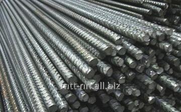 Арматура 16 Ат500С, сталь 5сп, 5пс, в прутках, по ГОСТу 10884-94