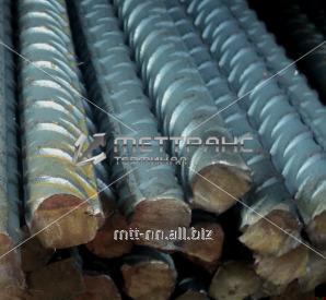 Арматура 18 Ат600К, сталь 08Г2С, в прутках, по ГОСТу 10884-94