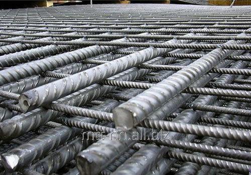 Арматура 20 Ат400С, сталь 3сп, 3пс, в прутках, по ГОСТу 10884-94