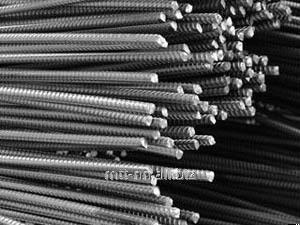 Арматура 20 Ат600С, сталь 35ГС, 25Г2С, в прутках, по ГОСТу 10884-94