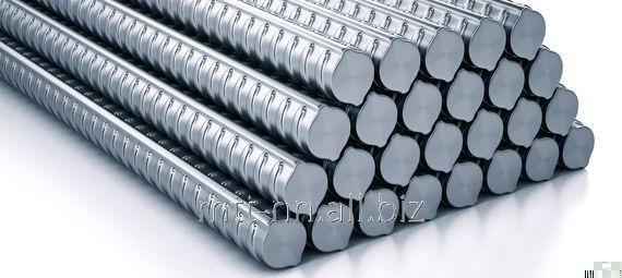 Арматура 22 А600 (АIV), сталь 20ХГ2Ц, в прутках, по ГОСТу 5781-82