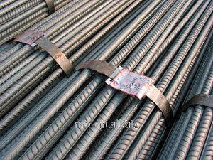 Арматура 25 Ат400С, сталь 3сп, 3пс, в прутках, по ГОСТу 10884-94