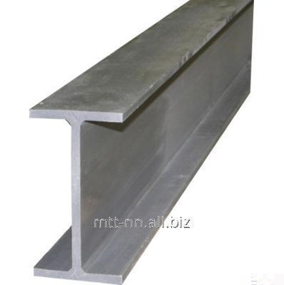Купить Балка двутавровая 100Б3 сталь С345, 09Г2С-14, горячекатаная, нормальная, по ГОСТу 26020-83