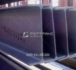 Балка двутавровая 35Б1 сталь С345, 09Г2С-14, горячекатаная, нормальная, по ГОСТу 26020-83