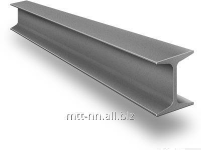 La viga de doble T 40Б2 el acero С255, 3сп5, goryachekatanaya, normal, por el GOST 26020-83