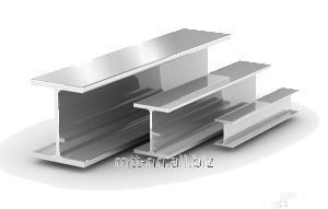 Балка двутавровая 45Б1 сталь С255, 3сп5, горячекатаная, нормальная, по ГОСТу 26020-83