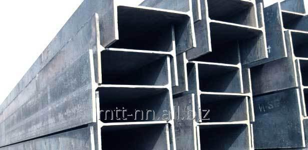 Балка двутавровая 55 сталь С345, 09Г2С-14, горячекатаная, по ГОСТу 8239-89