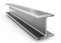 Балка двутавровая 60Ш3 сталь С345, 09Г2С-14, горячекатаная, широкополочная, по ГОСТу 26020-83