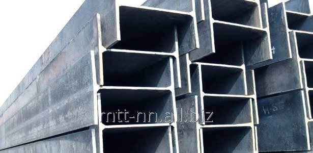 Балка двутавровая 90Б2 сталь С345, 09Г2С-14, горячекатаная, нормальная, по ГОСТу 26020-83