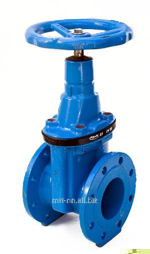 Catch 30nzh15nzh 1200 En 40 kgf, stainless, flanged with weld ends, t up to 425° c