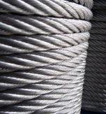 Купить Канат нержавеющий 1,8 сталь AISI 321, ГОСТ 2172-80, тип ЛК-О