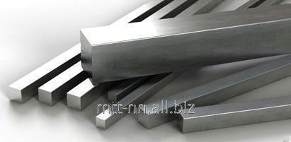 Квадрат нержавеющий 10 сталь 06ХН28МДТ, 03ХН28МДТ, ГОСТ 8559-75