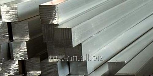 Квадрат нержавеющий 10 сталь 20Х13, 30Х13, 40Х13, жаростойкий, ГОСТ 2591-2006