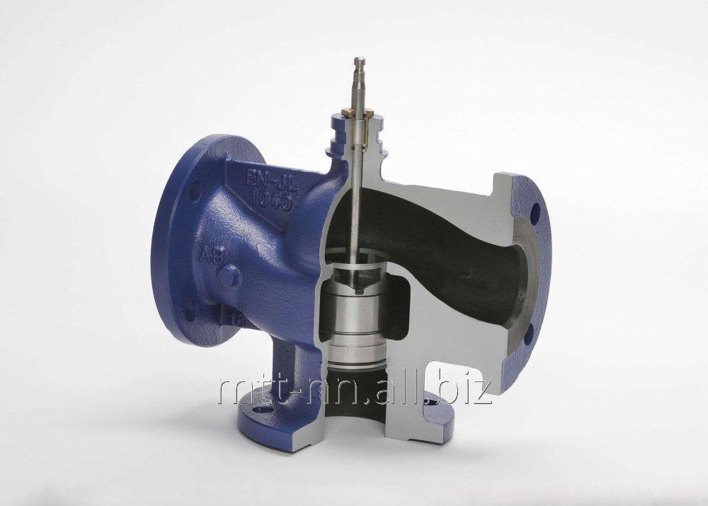 Kup teď Toku řízení ventilu 25B3bk 20 En 1 kgf, bronz, přírubové t až do 70° c