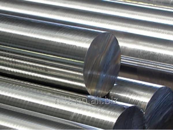 Купить Круг нержавеющий 10,2 сталь 08Х17Т, 15Х25Т, 15Х28, ферритный, по ГОСТу 7417-75