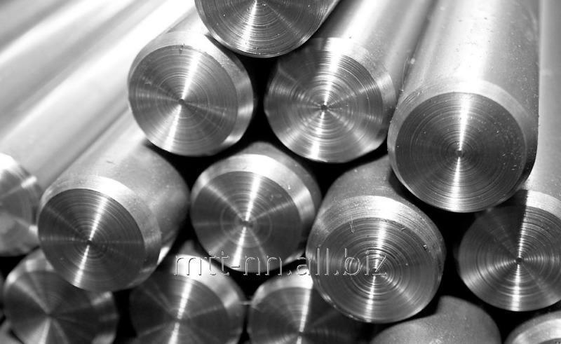 Acheter Cercle acier inoxydable 08Х18Н10Т, 12Х13, 12Х17, 12Х18Н9, réfractaire selon GOST 7417-75