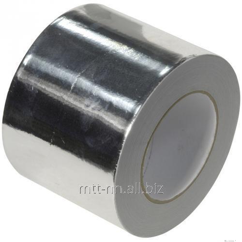 Лента алюминиевая 40x1.7 по ГОСТу 13726-97, марка АВ