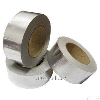 Лента алюминиевая 40x1.8 по ГОСТу 13726-97, марка А0