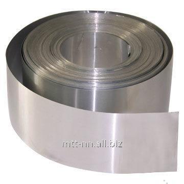 Лента алюминиевая 40x1.9 по ГОСТу 13726-97, марка АД1