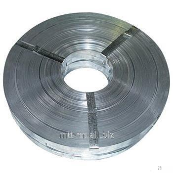 Лента алюминиевая 40x2 по ГОСТу 13726-97, марка А5