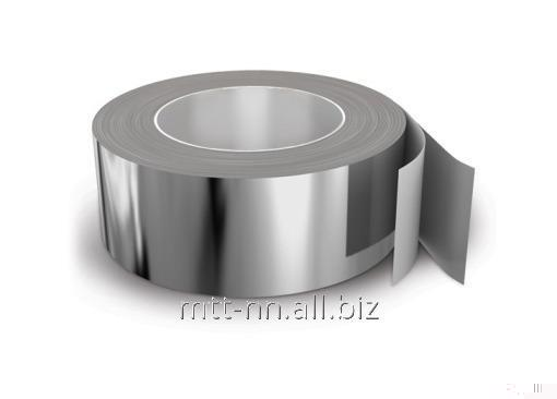 Лента алюминиевая 40x2 по ГОСТу 13726-97, марка АМц