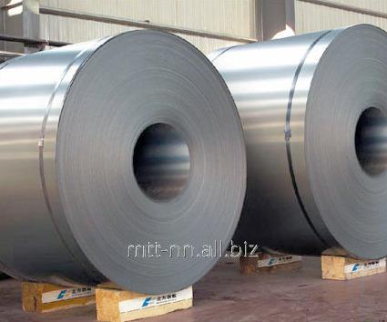Лента алюминиевая 45x0.3 по ГОСТу 13726-97, марка АМг3