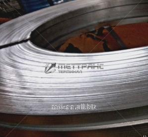 Buy Tape stainless steel 0.05 03H18N12-wee, GOST 4986-79