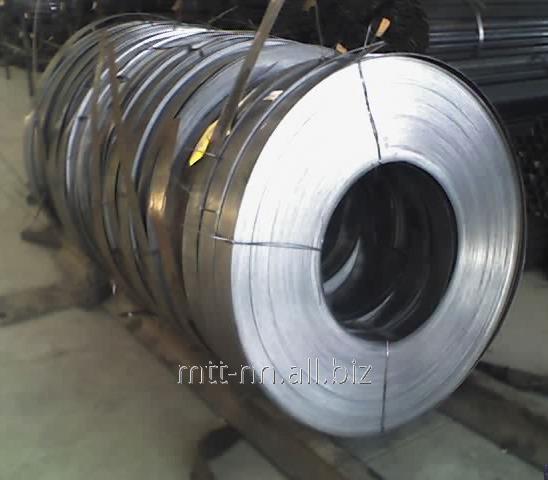 Купить Лента стальная 0,16 пружинная, по ГОСТу 2283-79, сталь 65Г, У8А, 60С2А