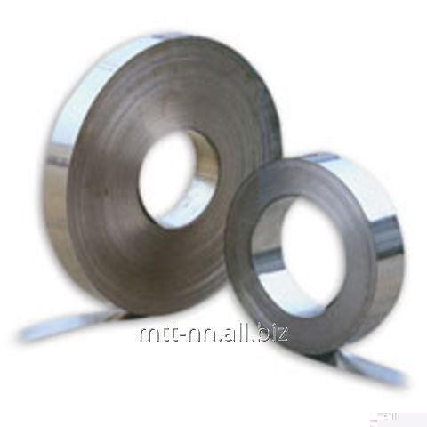 Buy Steel strip Spring 1.95, GOST 2283-79, steel 65 g, 60s2а U8A