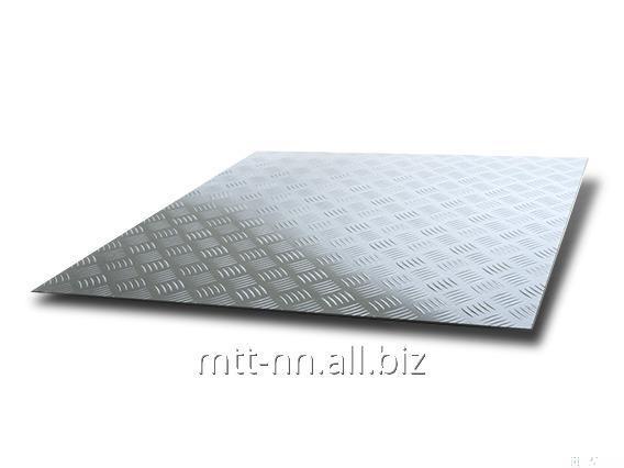 Купить Лист алюминиевый 0,3 по ГОСТу 21631-76, марка АД