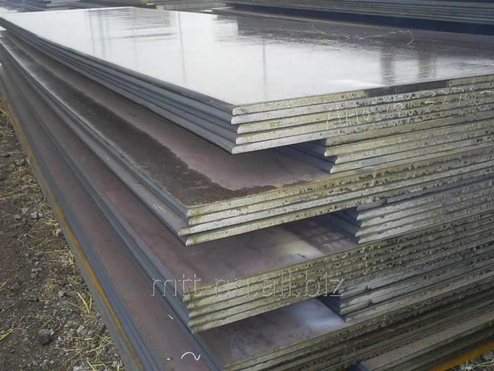 Купить Лист холоднокатаный 5 сталь 09Г2С, 10ХСНД, ГОСТ 19904-90