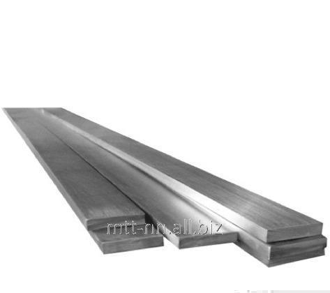 Полоса нержавеющая 22x1.2 холоднокатаная, сталь 12Х18Н10Т, 08Х18Н10Т, AISI 321, пищевая, ГОСТ 103-2006