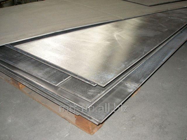 Bande en acier inoxydable laminées à chaud 22 x 9, 08x18h10, AISI 304, alimentaire, GOST 103-2006