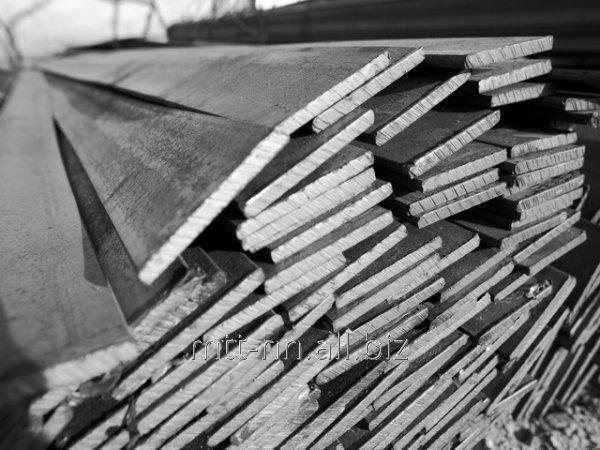 12 x 4 warmgewalste staalplaat, staal 15, 20, 25, volgens GOST 103-2006