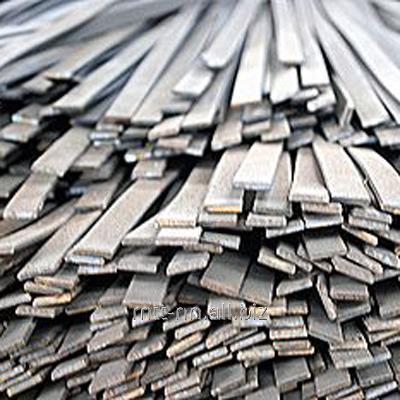 Полоса стальная 12x6 резаная из листа, сталь 30, 35, 45, по ГОСТу 103-2006