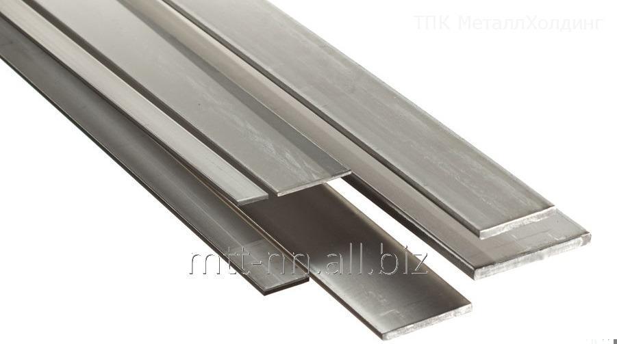 Полоса стальная 12x7 горячекатаная, сталь Х6ВФ, Х12, Х12МФ, Х12Ф1, по ГОСТу 4405-75