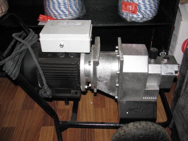 Купить Окрасочный агрегат АВД Вагнер 7000 380В