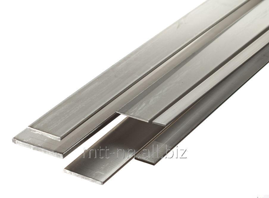 Полоса стальная 15x5 горячекатаная, сталь 12ХН, 12ХН2, 12ХН3А, 20ХН3А, 12Х2Н4А, 18Х2Н4МА, 20ХГНМ, по ГОСТу 103-2006