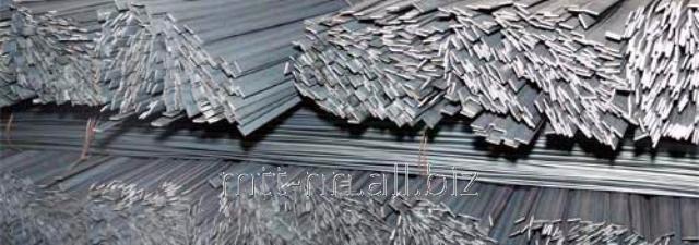 La raya de acero 16x1.2 holodnokatanaya, el acero У7, У8, У9, У10, У12, У7А, У9А, У12А, por el GOST 103-2006