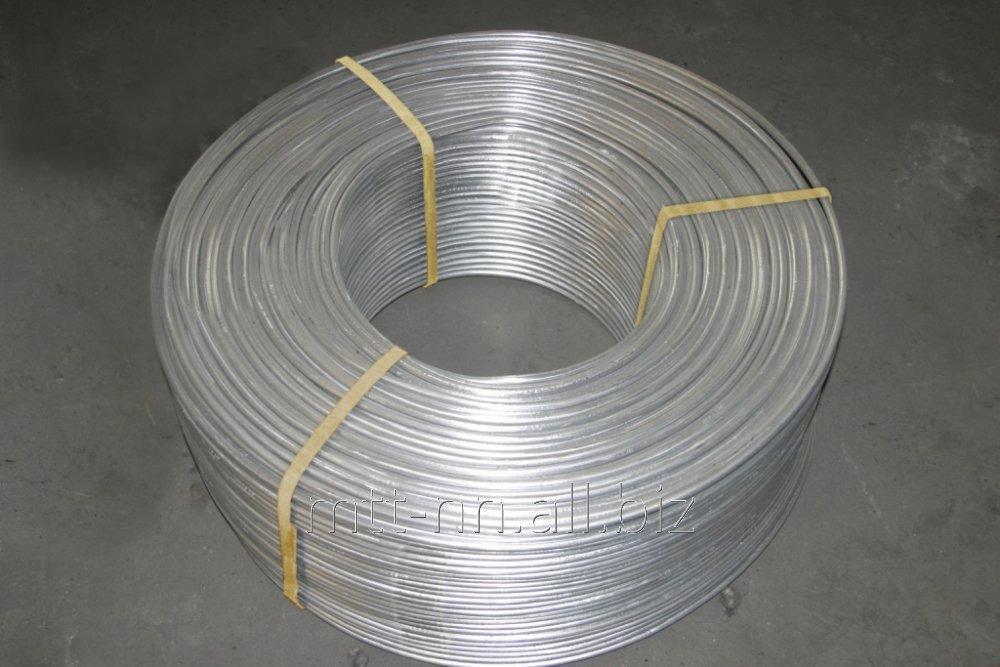 Купить Проволока алюминиевая 0,8 сварочная, по ГОСТу 7871-75, марка Св1201