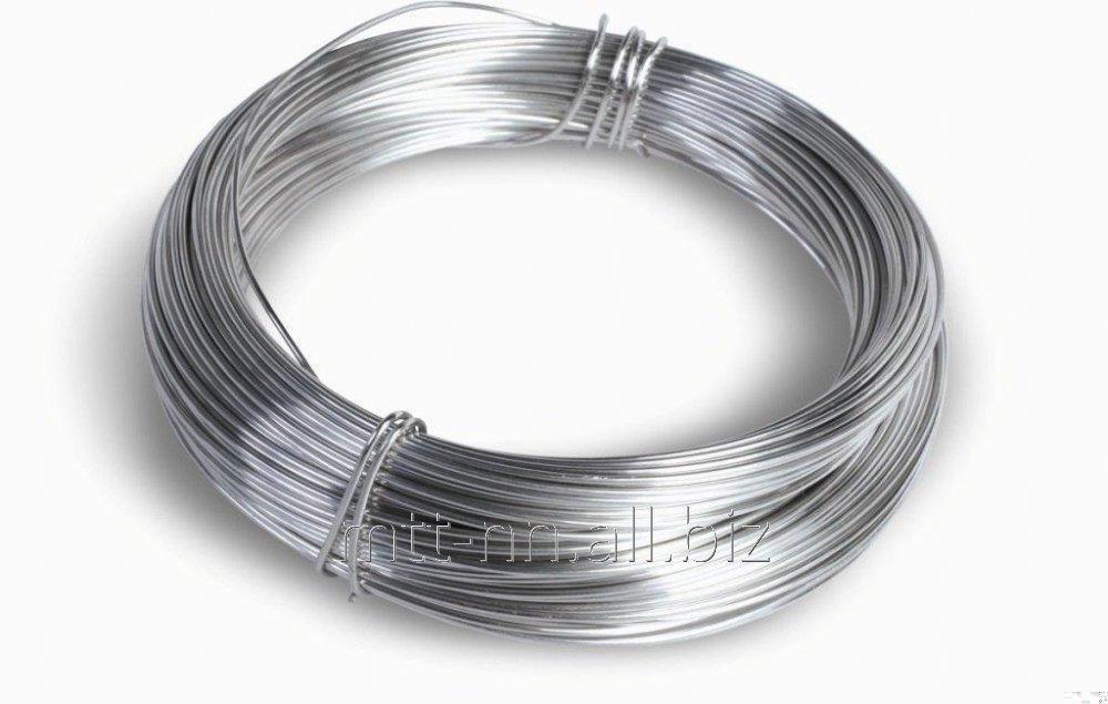 Buy Aluminium wire welding, 0.8 to GOST 7871-75, Mark W 1557