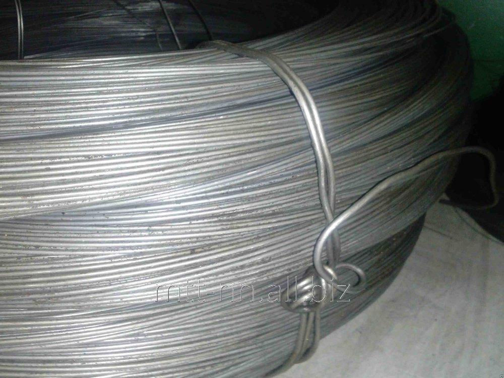 Купить Проволока алюминиевая 1 сварочная, по ГОСТу 7871-75, марка Св1201