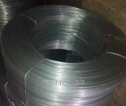 Купить Проволока алюминиевая 1 сварочная, по ГОСТу 7871-75, марка СвАМг63