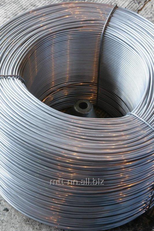 Buy Aluminium wire welding, 1.25 according to GOST 7871-75, mark SvAMg3