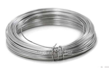 Купить Проволока алюминиевая 2,6 для холодной высадки, по ГОСТу 14838-78, марка Д16П