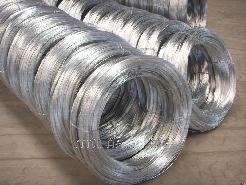 Buy Wire knitting 0.56 POINT, steel 08kp, 10kp, 10ps, GOST 3282-74