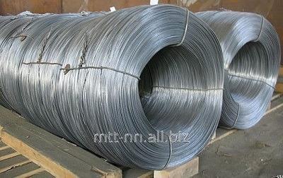 خرید کن سیم gvozdilnaja 0.16 NNT فولاد 08kp 10kp 10ps GOST 3282-74