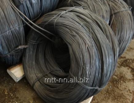 Купить Проволока для армирования 3 ВР-2, по ГОСТу 7348-81, черная, неоцинкованная