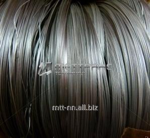 Buy Wire for cold heading steel 1 08, 10, 15, 20, 25, according to GOST 5663-79, carbon 1 and 2 class
