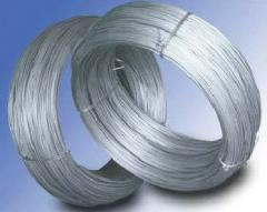 Buy Wire for cold heading steel 1 45, 40, 35, 30, according to GOST 5663-79, carbon 1 and 2 class